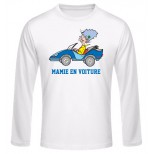 Sweat shirt Mamie Ginette